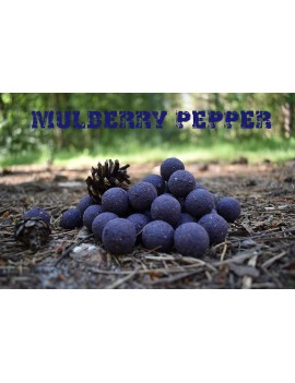 Bouillettes Mulberry Pepper