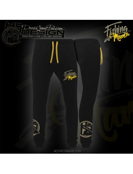 Pantalon CarpFishing Mania Yellow